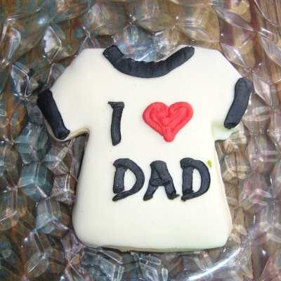 I love dad t-shirt $3.75