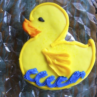 Rubber ducky $3.25