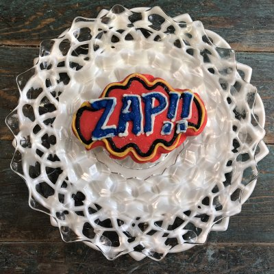 ZAP! $4.00