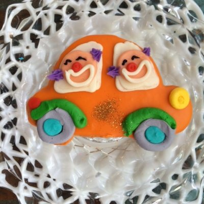 clown car $3.50