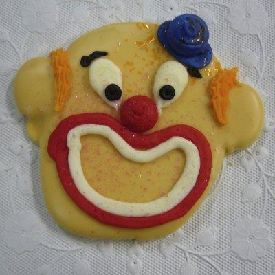 clown $3.50