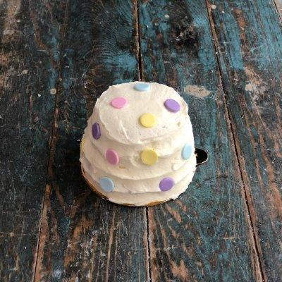 dotted smashcake $15