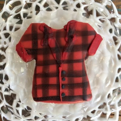 flannel $3.50