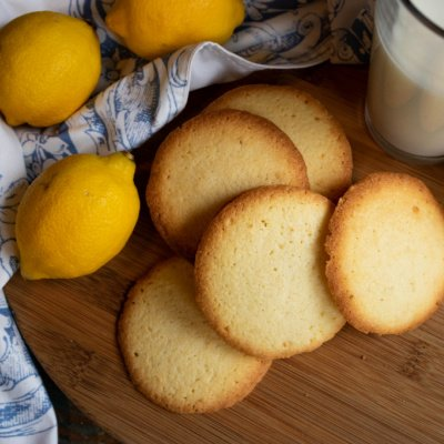 Fresh Lemon Cookies