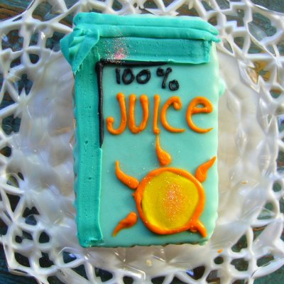 orange juice box $3.25