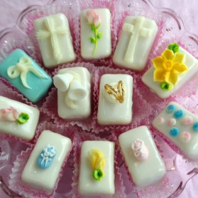 Petit Fours $3.25 each