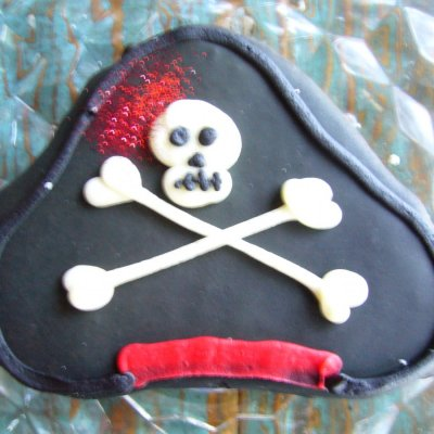 pirate hat $3.75