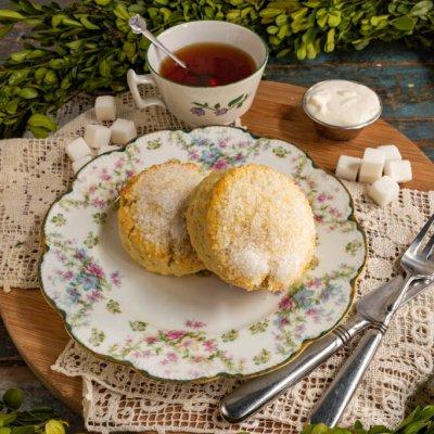 English Breakfast Scone