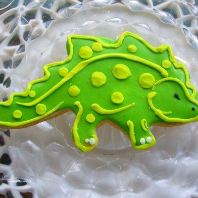 stegosaurus $3.00