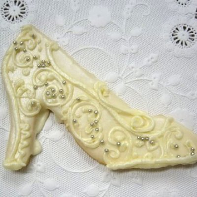 wedding slipper $3.50