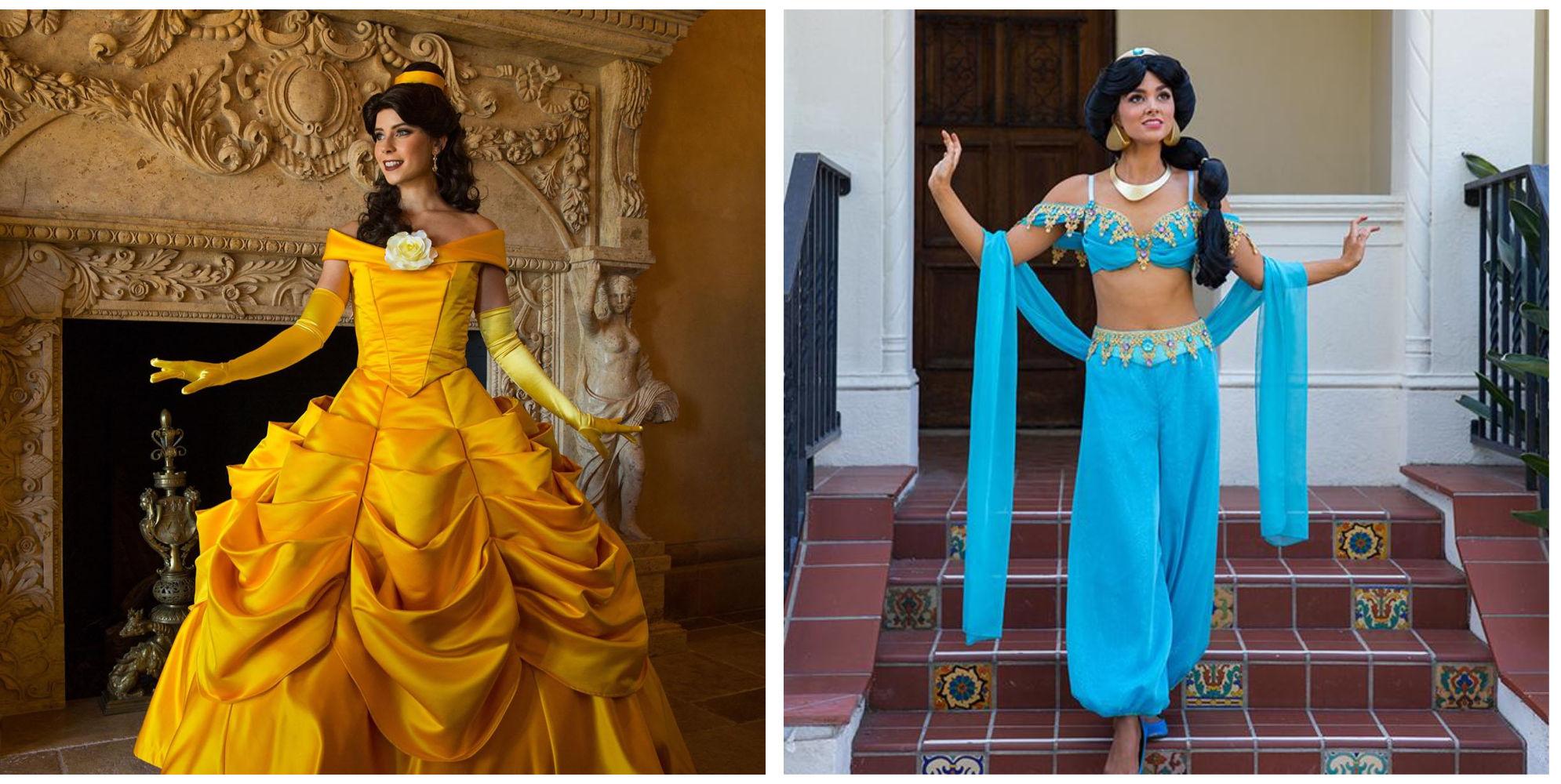 Belle & Jasmine