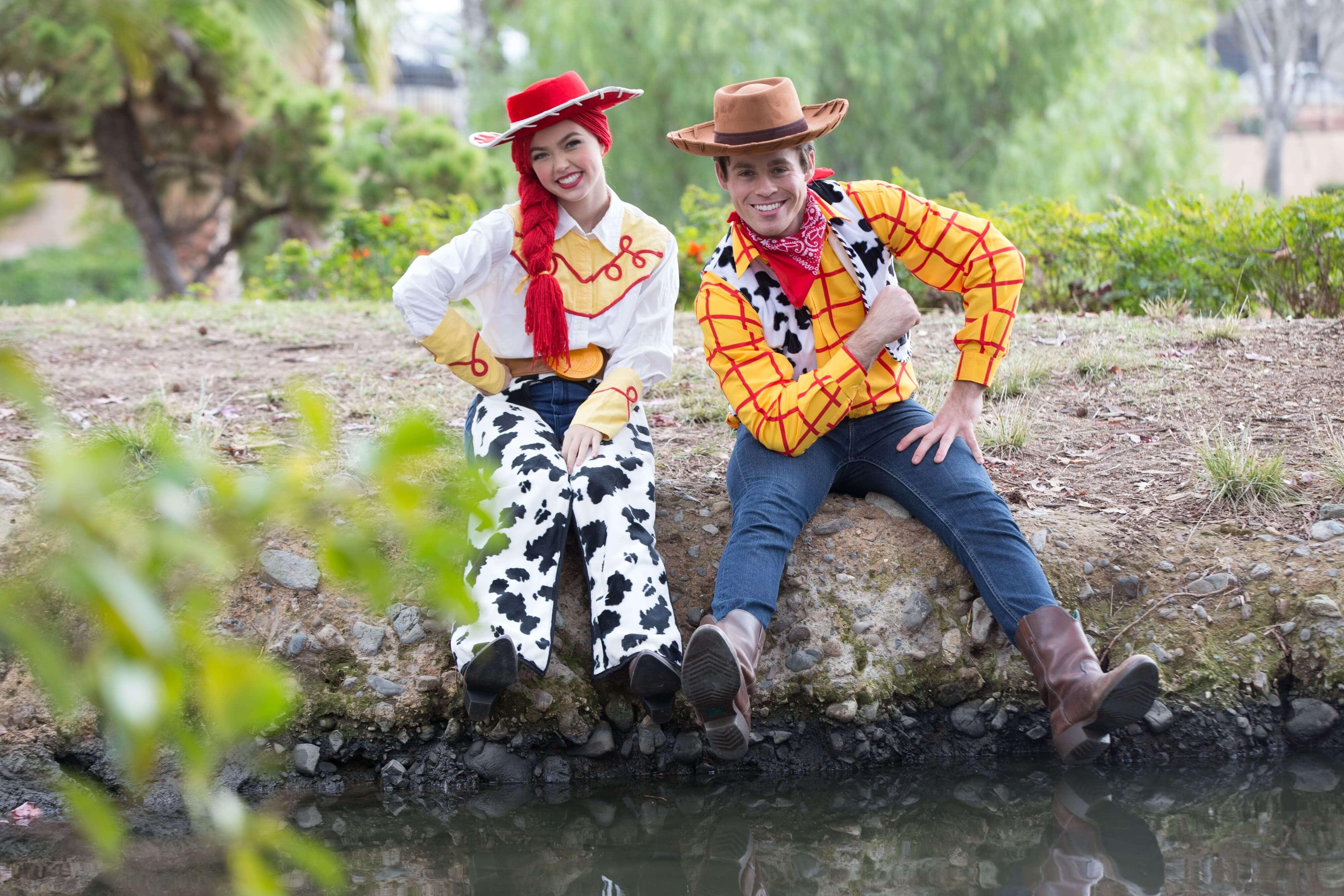 Jessie & Woody