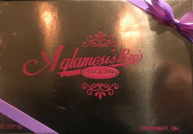 Aglamesis candy box
