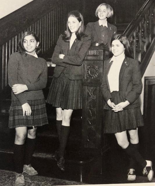 Ursuline Students