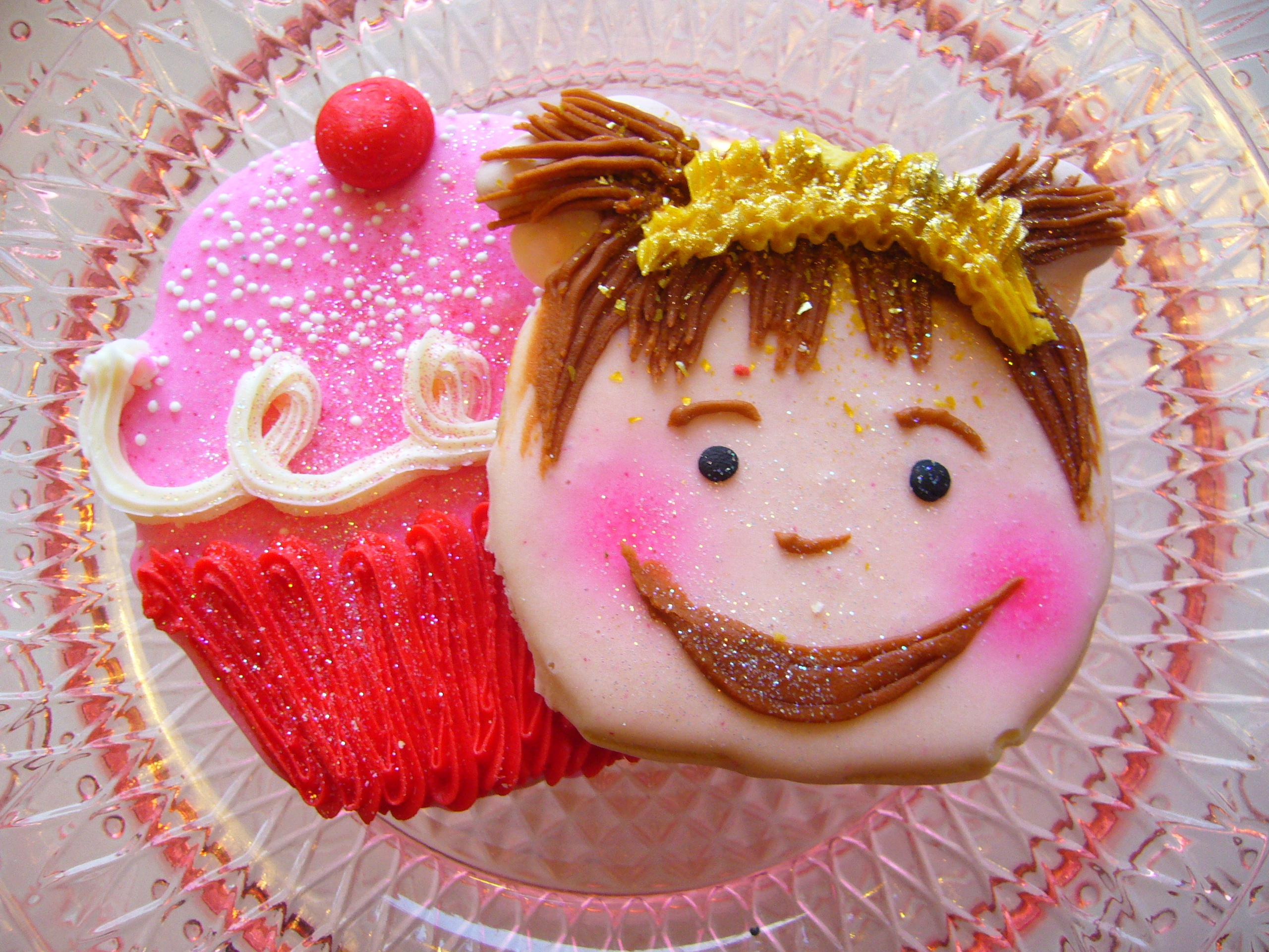 Pinkalicious Cookie